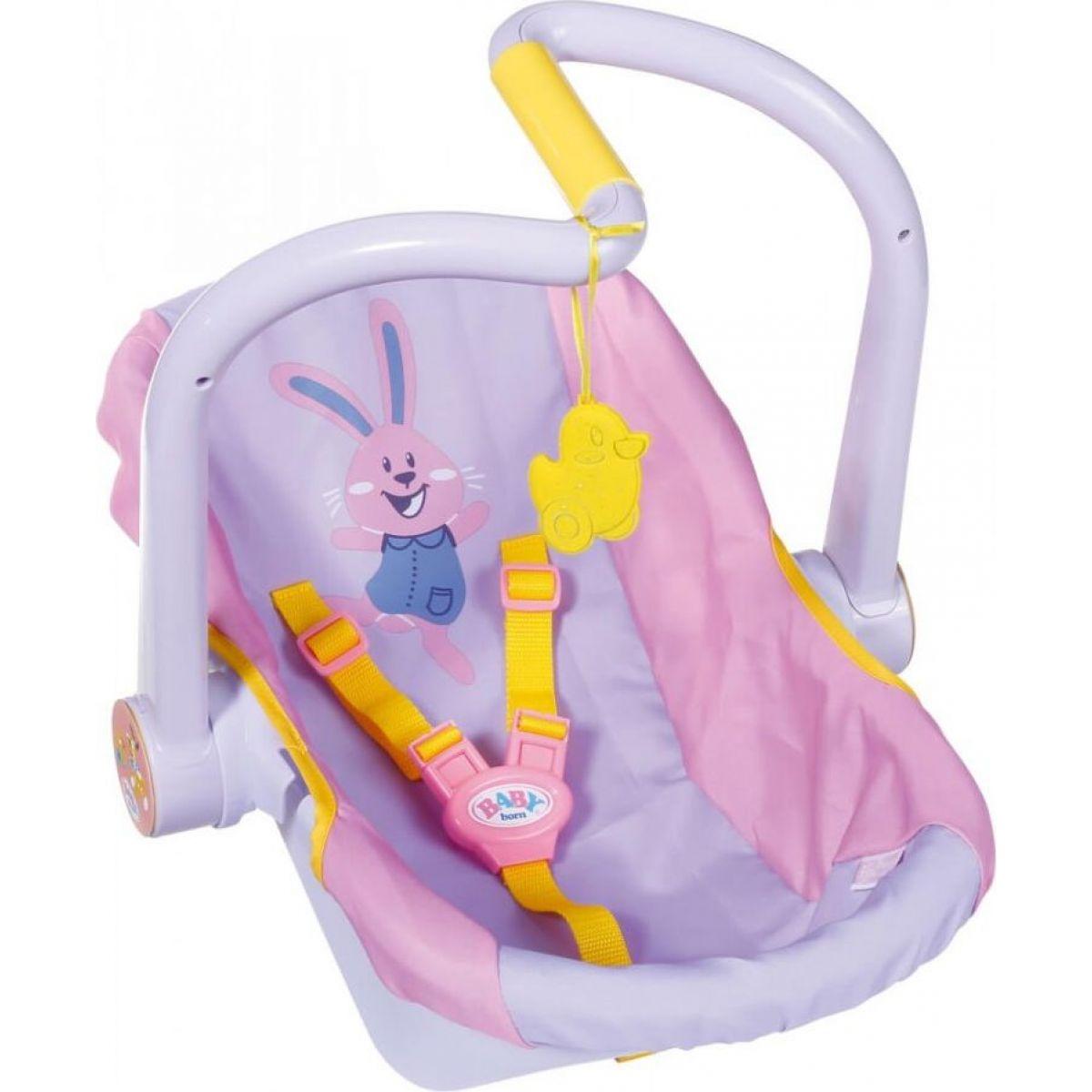 Zapf Creation Baby Born Prenosná sedačka