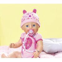 Zapf Creation Baby Born Soft Touch dievčatko 43 cm 4