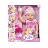 Zapf Creation Baby Born Soft Touch dievčatko 43 cm 2
