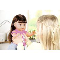 Zapf Creation BABY born Starší sestřička Soft Touch brunetka, 43 cm 6