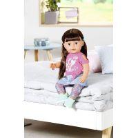 Zapf Creation BABY born Starší sestřička Soft Touch brunetka, 43 cm 4