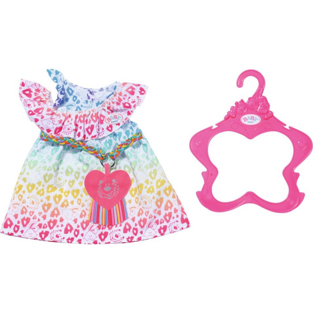 Zapf Creation Baby Born Staršie sestrička Tanečné šatôčky, 43 cm