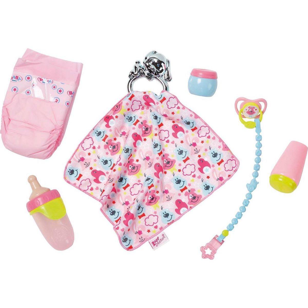 Zapf Creation Baby Born Výbavička pre bábätko Startset