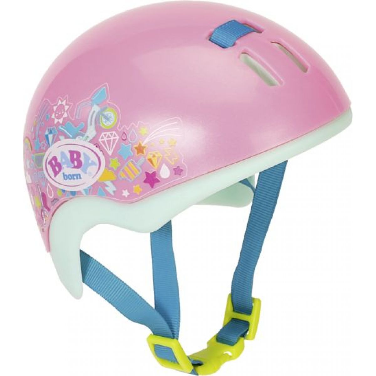 Zapf Creation Baby born ® Helma na bicykel