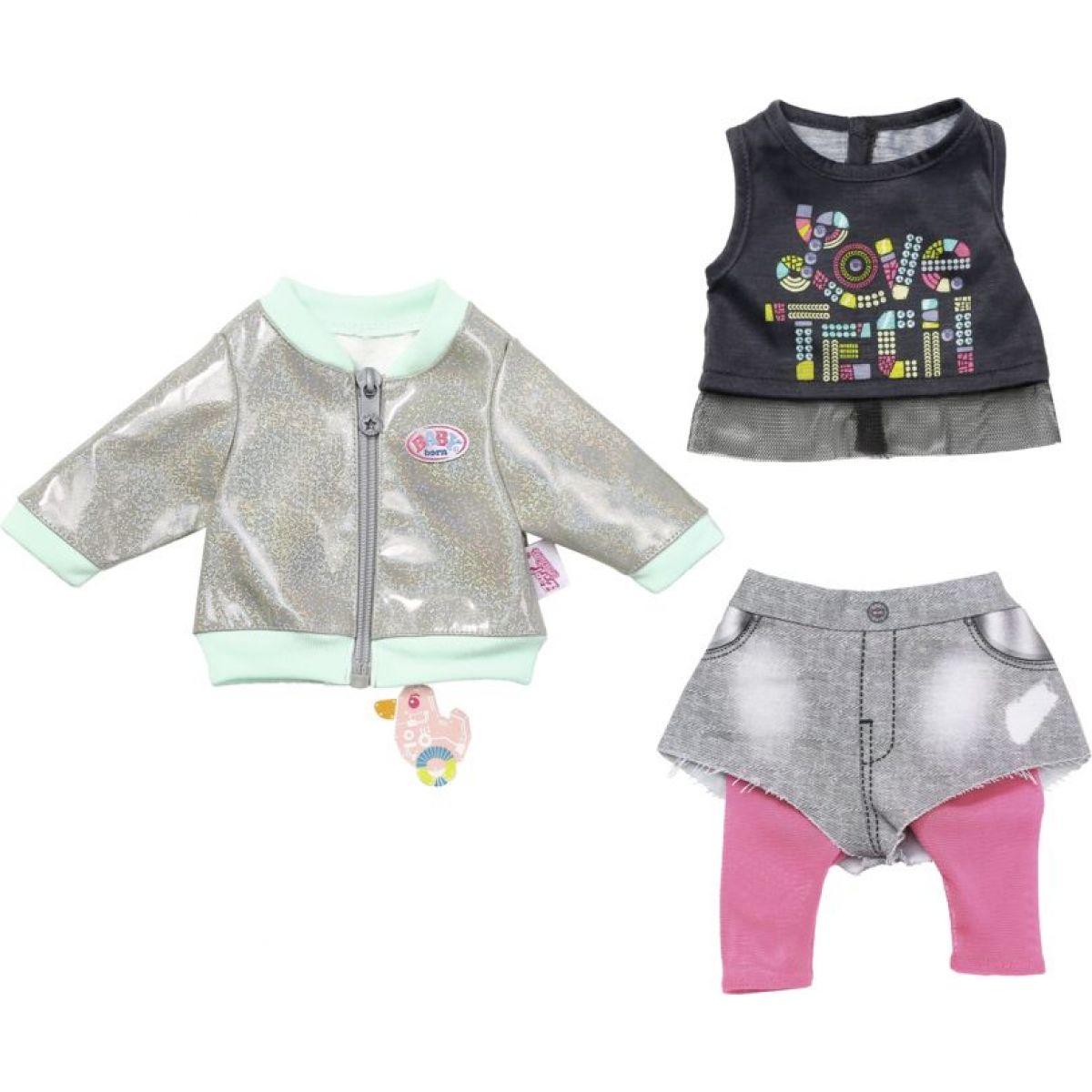 Zapf Creation Baby born ® Oblečenie do mesta