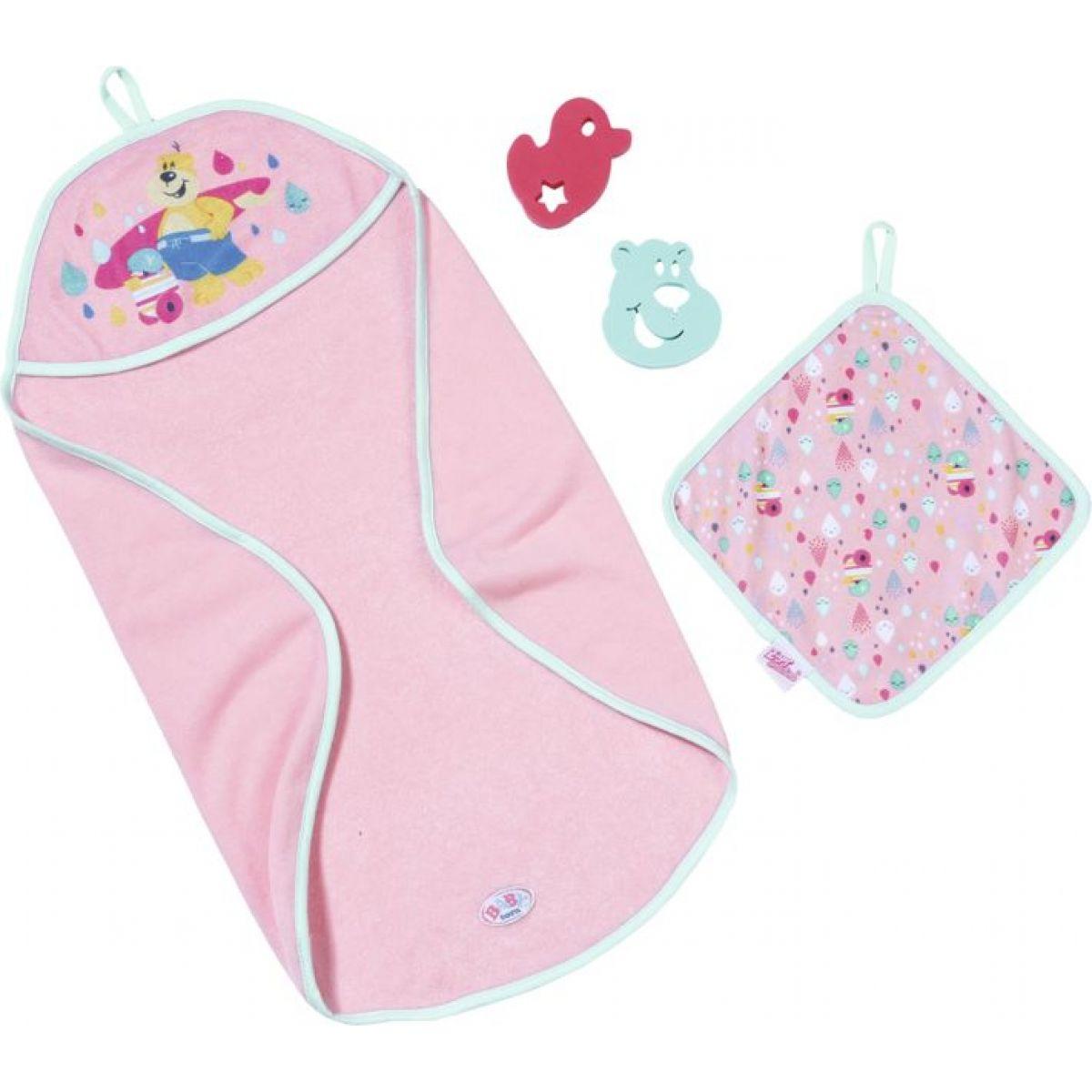 Zapf Creation Baby born ® Súprava s uterákom