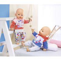 Zapf Creation Baby Born® Teplákovka 43 cm 6