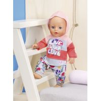 Zapf Creation Baby Born® Teplákovka 43 cm 5