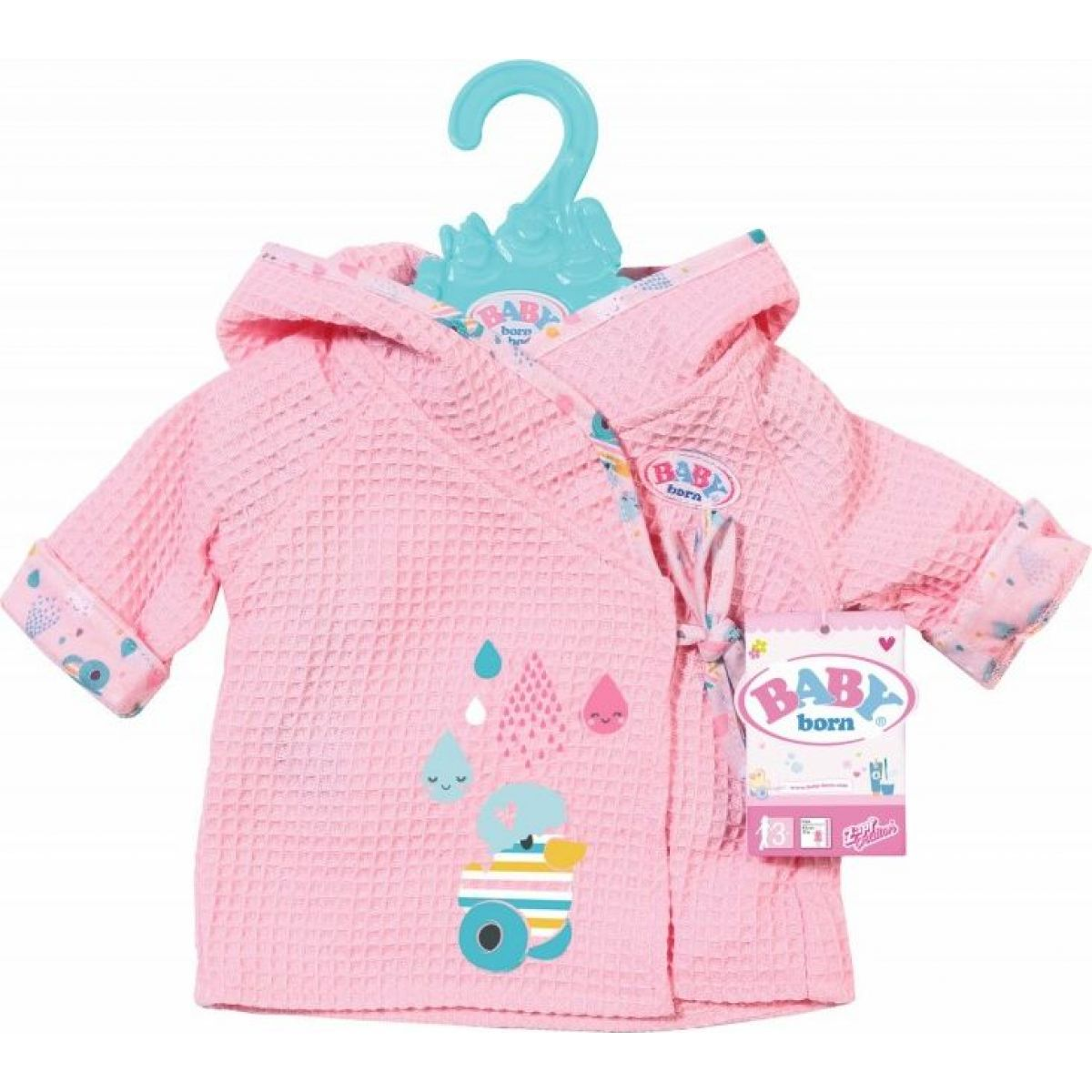 Zapf Creation Baby born ® Župan ružový