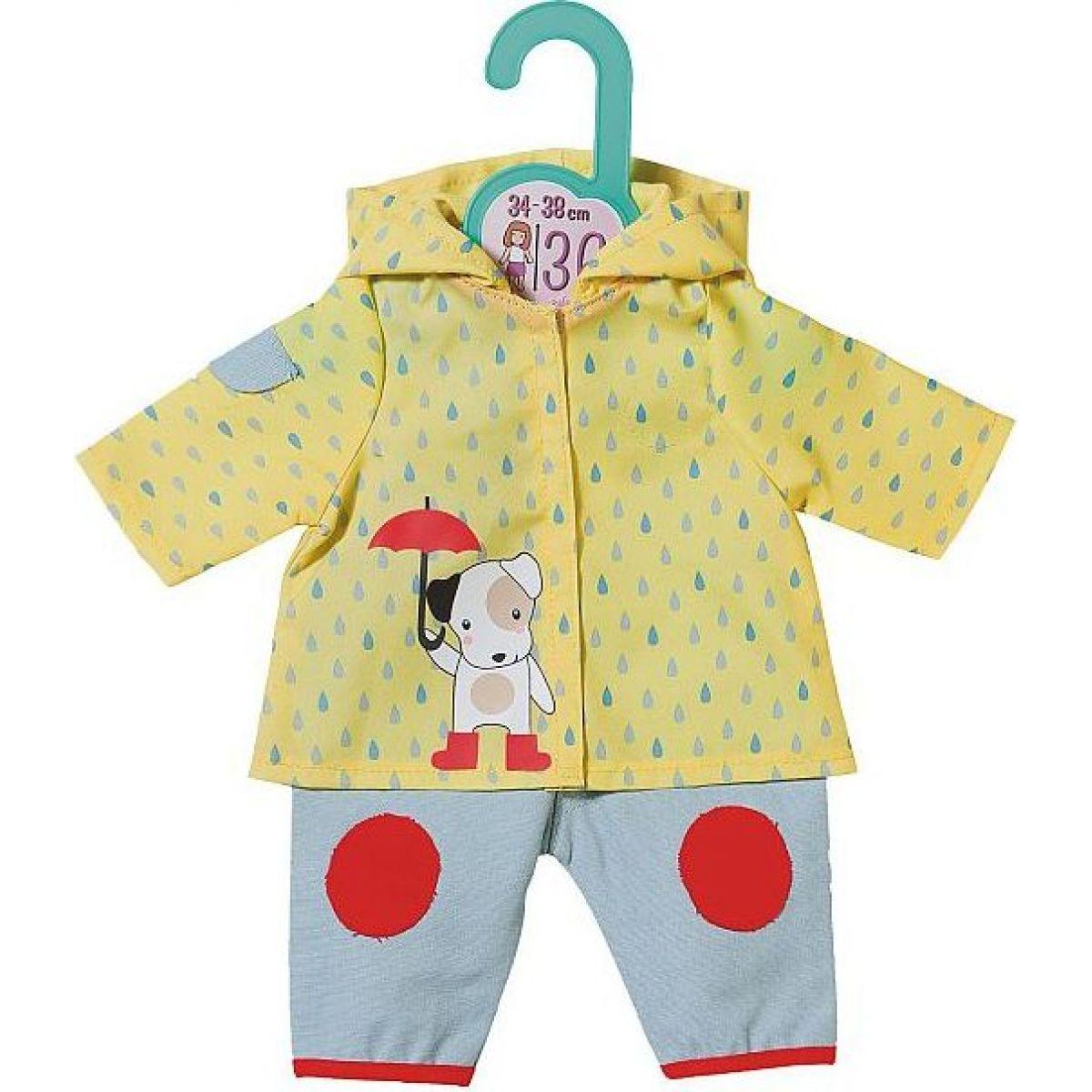 Zapf Creation Dolly Moda Oblečenie do dažďa, 36 cm