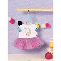 Zapf Creation Dolly Moda Tričko s tutu sukýnkou, 36 cm 2