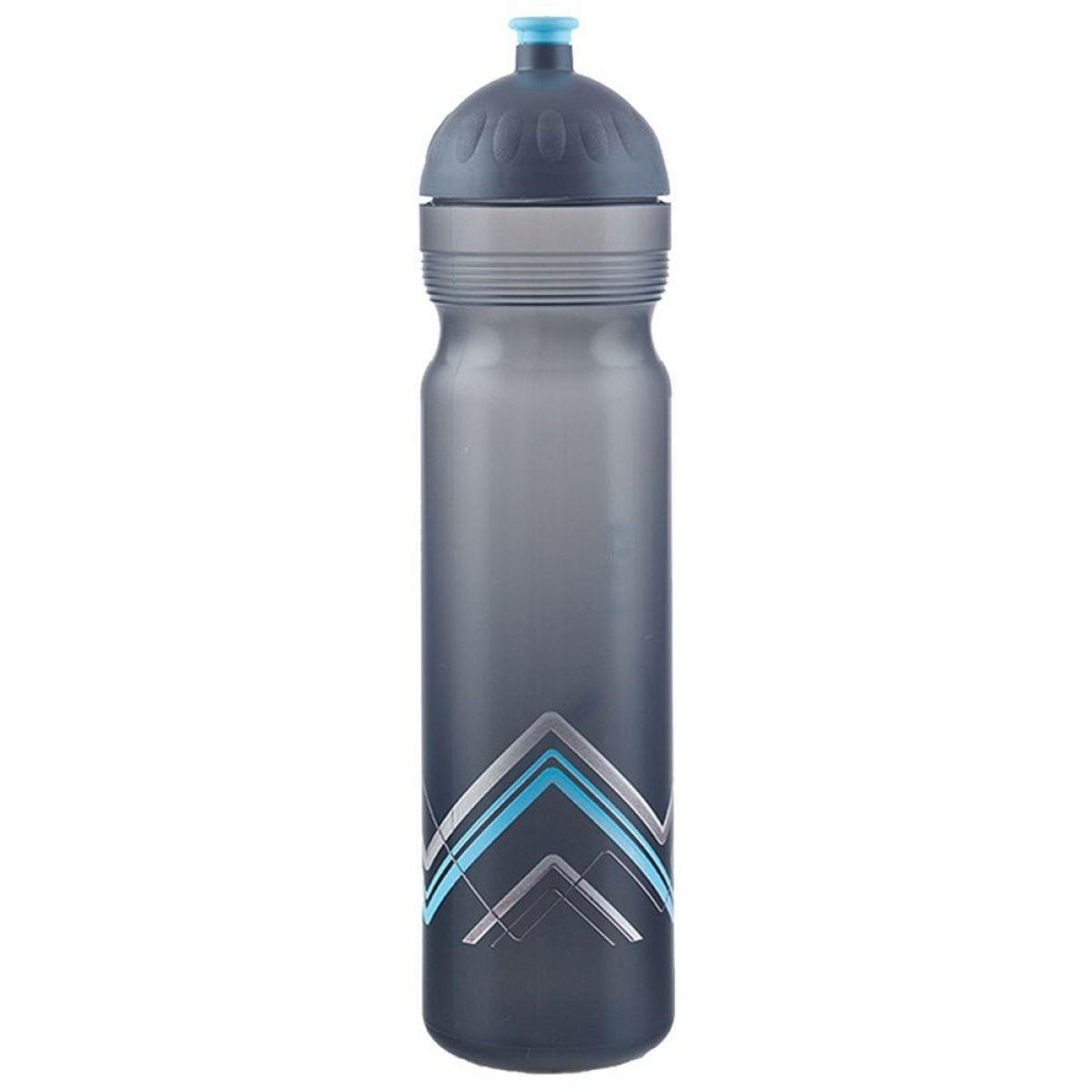 Zdravá fľaša Bike Hory modrá 1,0l