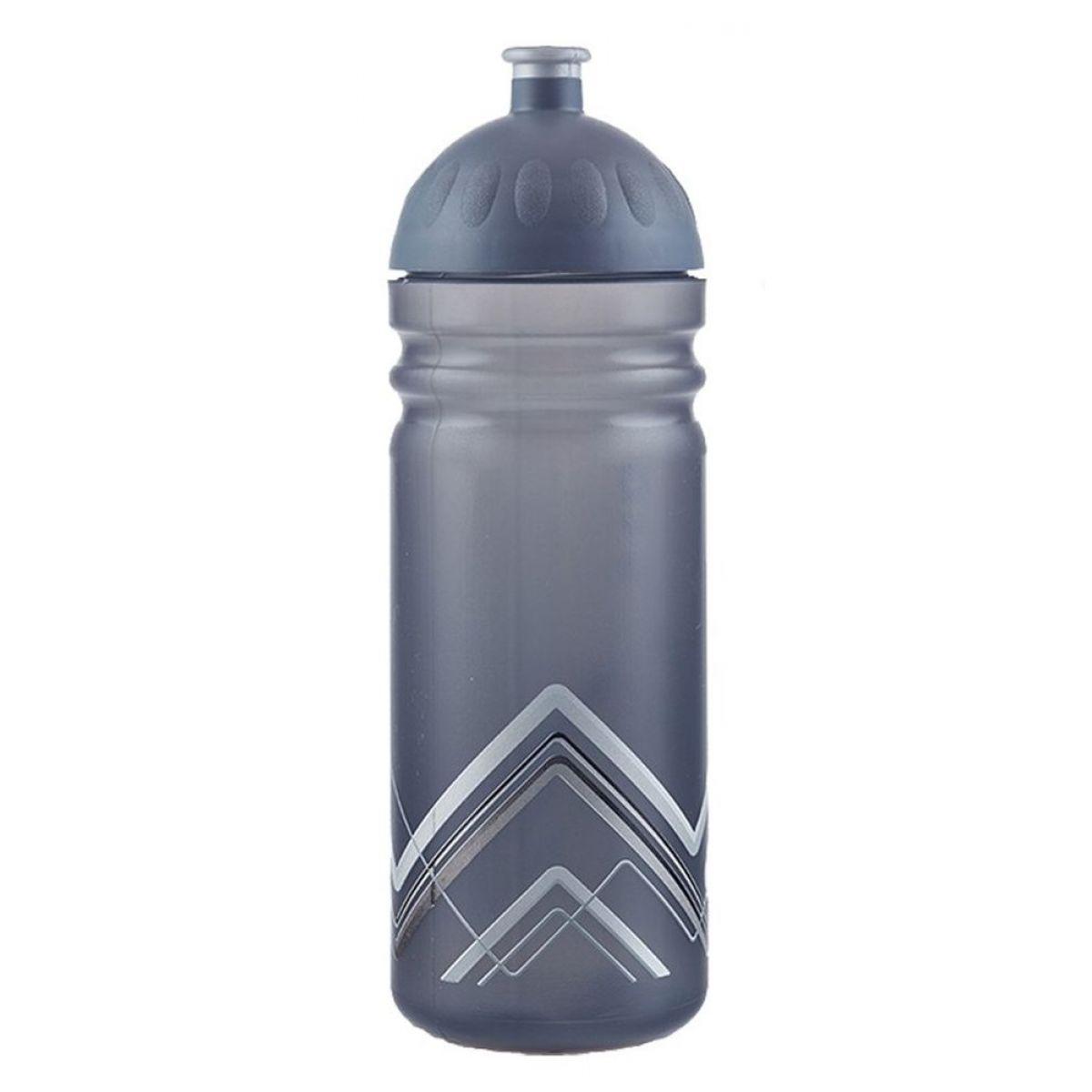 Zdravá fľaša Bike Hory šedá 0,7l