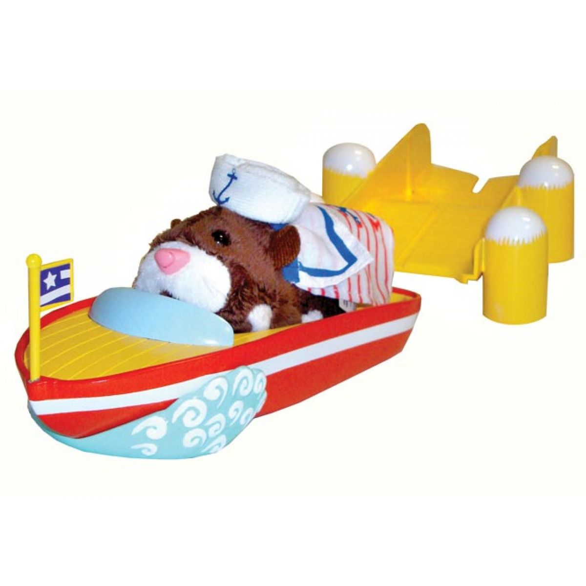ZhuZhu Pets 86681 Závodní člun
