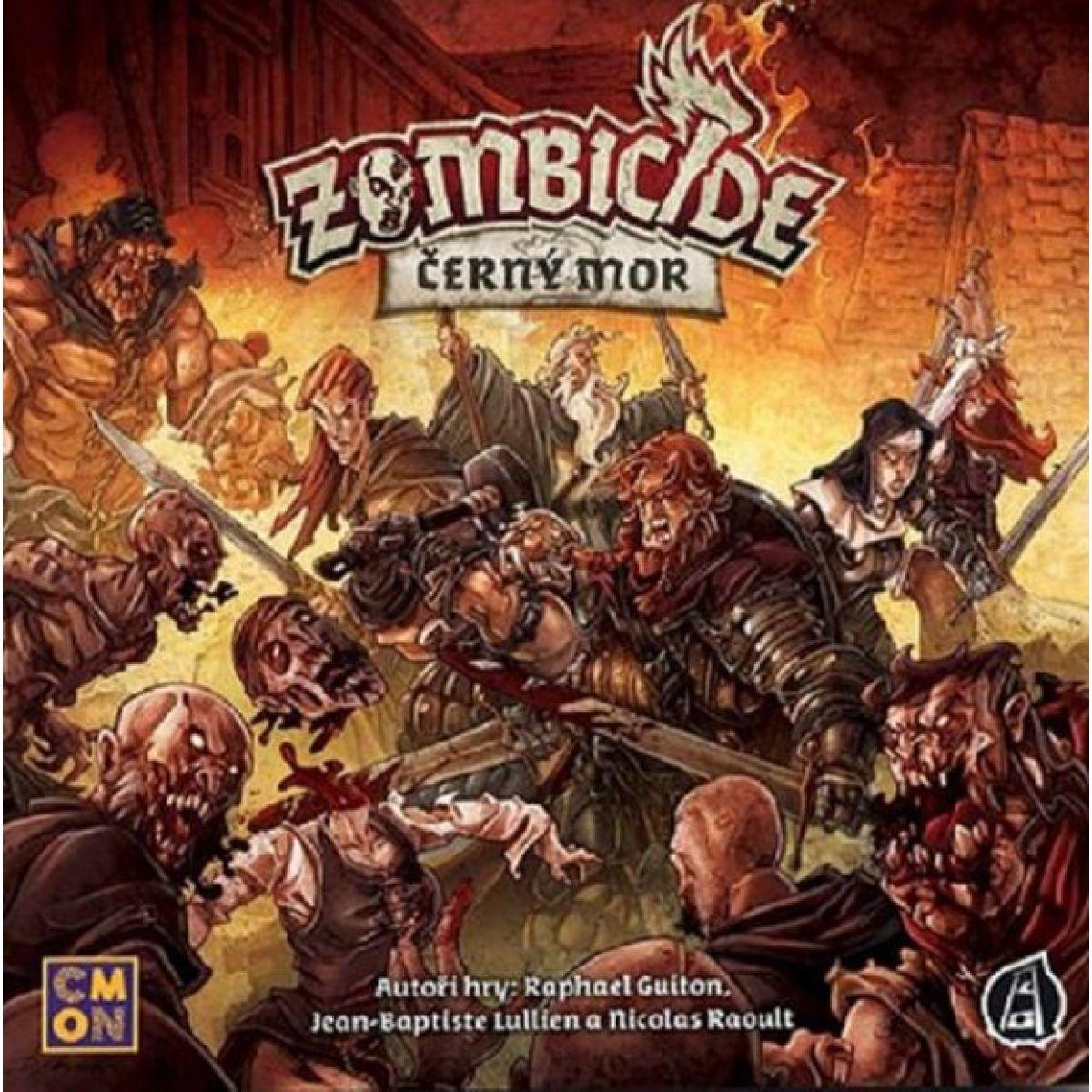 ADC Blackfire Zombicide: Černý mor