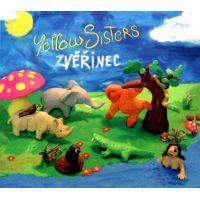 Zverinec Yellow Sistters CD