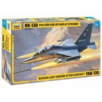 Zvezda Model Kit lietadlo 4821 YAK-130 Russian trainer fighter 1:48