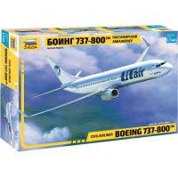 Zvezda Model Kit lietadlo 7019 Boeing 737-800 1: 144