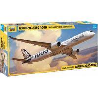Zvezda Model Kit lietadlo 7020 Airbus A-350-1000 1: 144