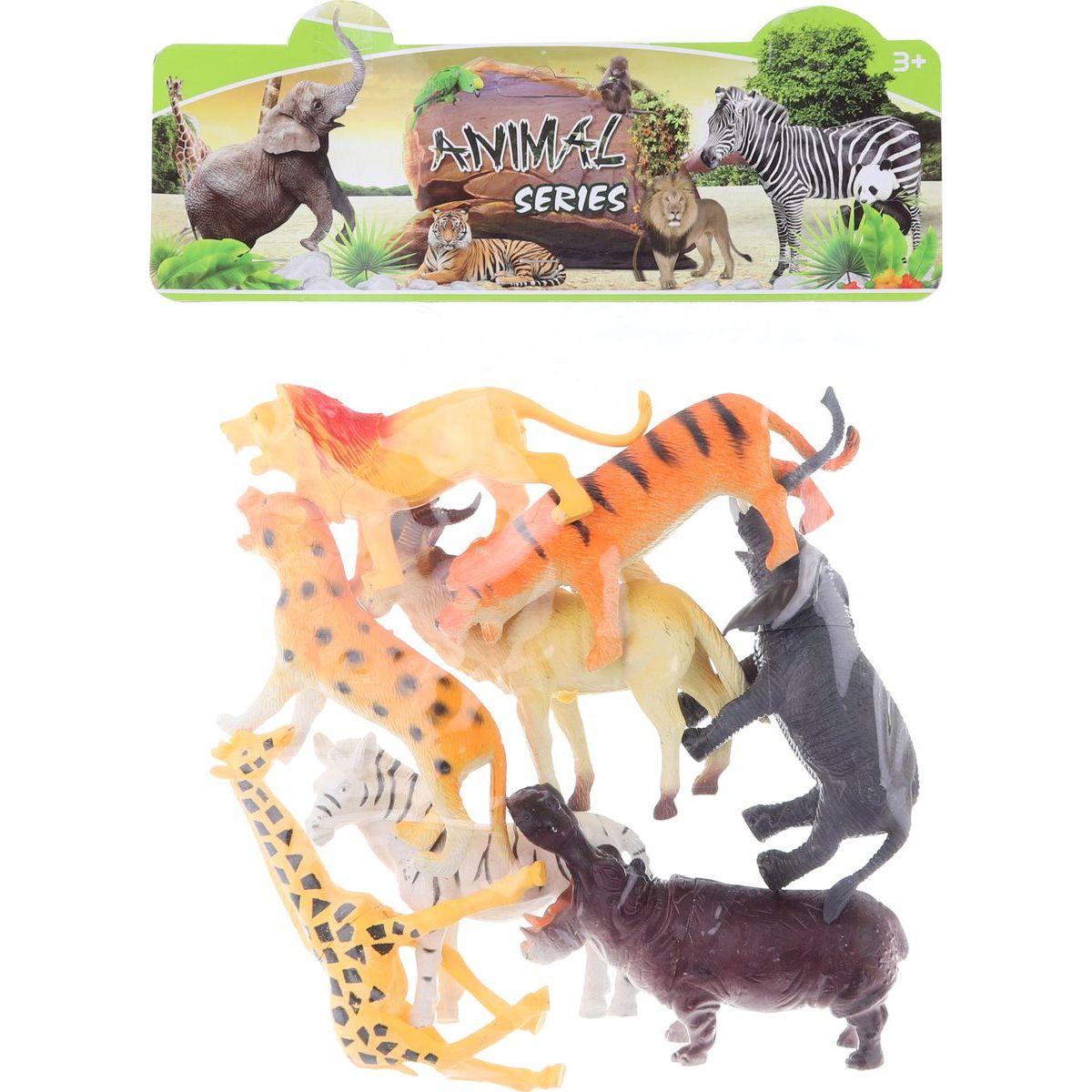 Zvieratká safari v sáčku